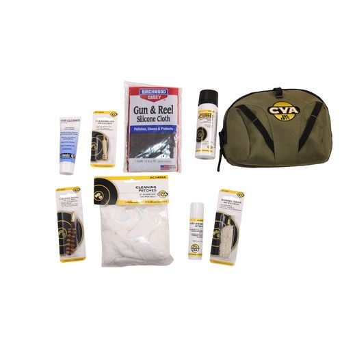 CVA 8-Piece Field Cleaning Soft Kit