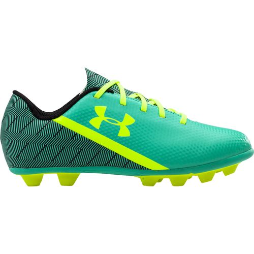 Under Armour™ Kids' Flash HG Jr. Soccer Cleats