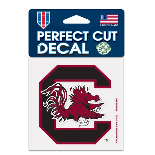 WinCraft University of South Carolina Perfect Cut Decal - view number 1