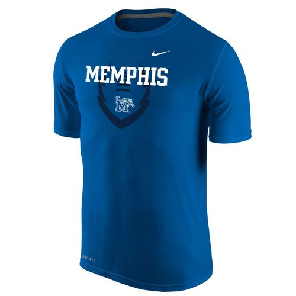 Nike Men's University of Memphis Dri-FIT Legend Short