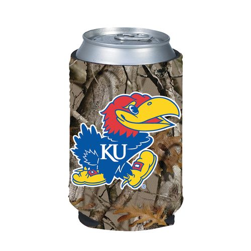 Kolder University of Kansas Vista Camo Kolder Kaddy