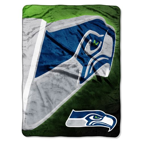 The Northwest Company Seattle Seahawks Bevel Micro Raschel Throw
