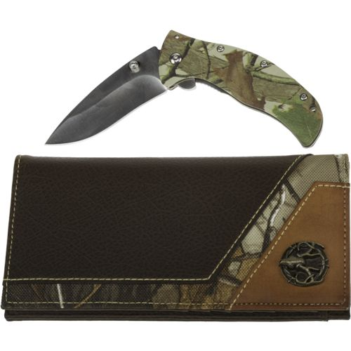 Magellan Outdoors™ Men's Secretary Wallet and Multi-Tool Combo