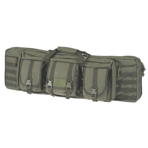 "Drago Gear 36"" Double Gun Case-Green"
