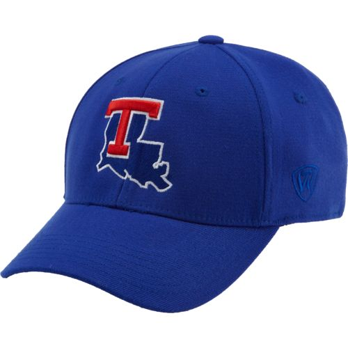 Top of the World Men's Louisiana Tech University Premium Collection Memory Fit™ Cap - view number 1