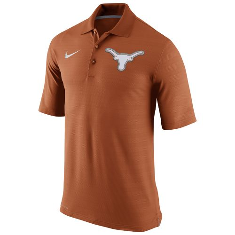 nike men 39 s university of texas champ drive polo shirt