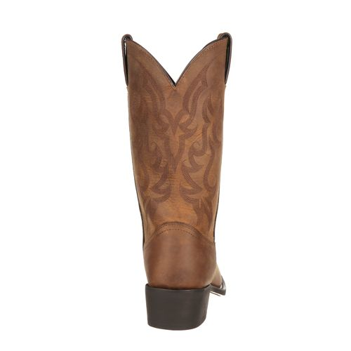 Durango Men's Soft Leather Western Boots - view number 7