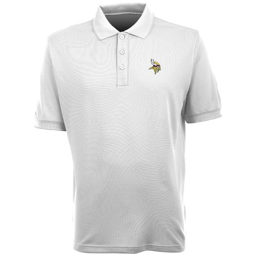 Antigua Men's Minnesota Vikings Elite Polo Shirt