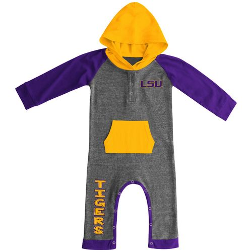 Colosseum Athletics Infant Boys' Louisiana State University Robin Hood Onesie