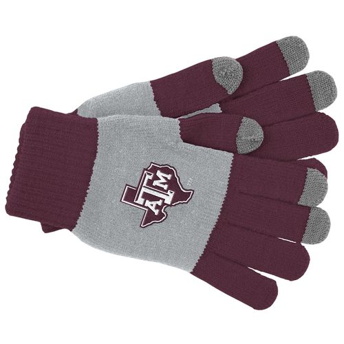 adidas™ Women's Texas A&M University Tech Gloves