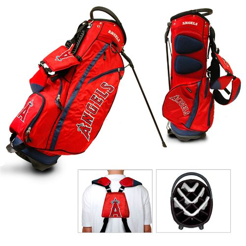 Team Golf Los Angeles Angels Fairway 14-Way Stand Golf Bag - view number 1