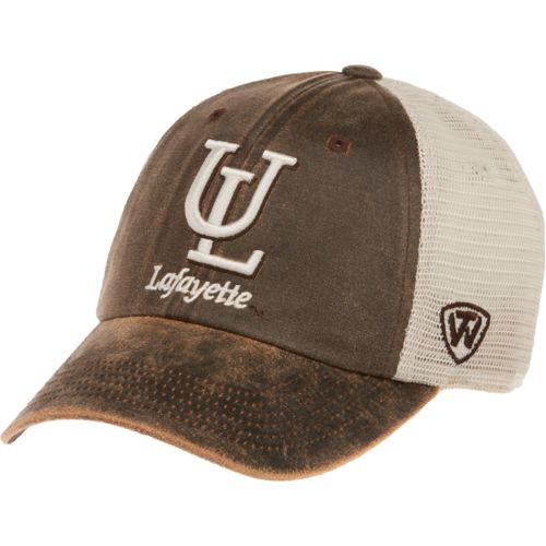 Top of the World Adults' University of Louisiana at Lafayette ScatMesh Cap