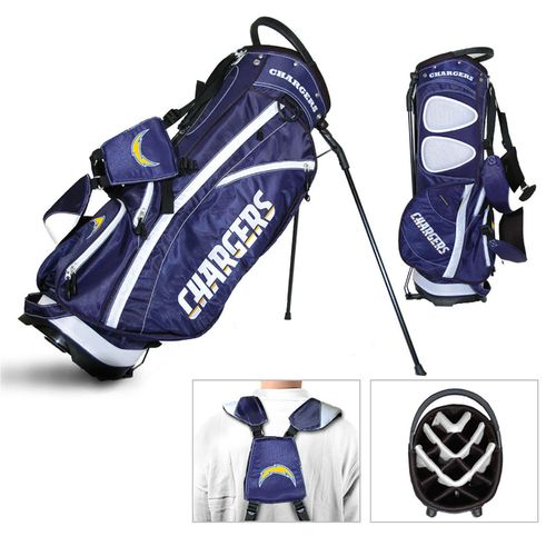 Team Golf San Diego Chargers Fairway Golf Stand Bag - view number 1