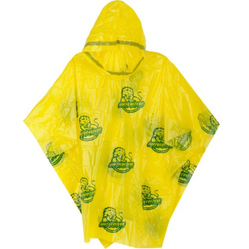 Storm Duds Adults' Southeastern Louisiana University Lightweight Stadium Rain Poncho