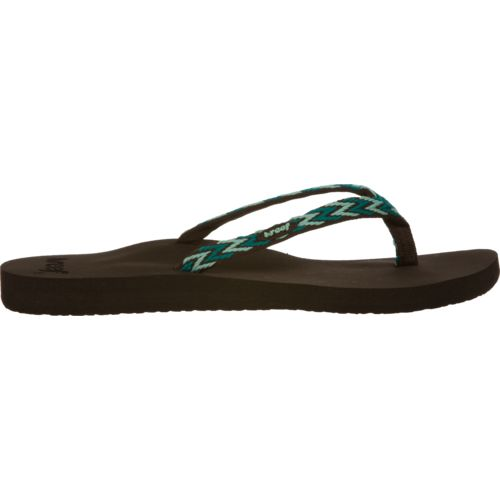 Display product reviews for Reef Women's Ginger Drift Sandals