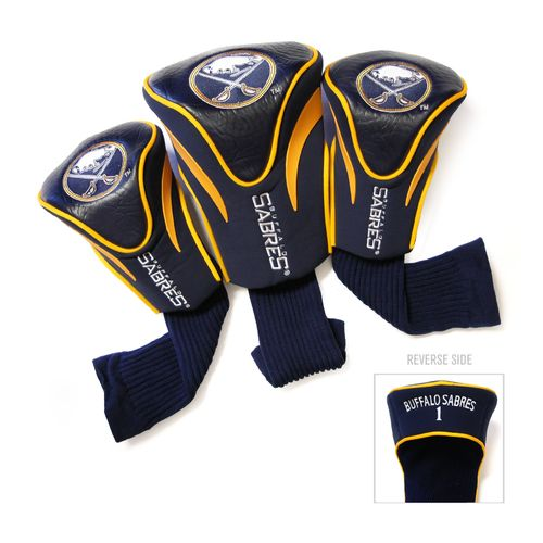 Team Golf Buffalo Sabres Contour Sock Head Covers 3-Pack - view number 1