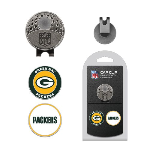 Team Golf Green Bay Packers Marker Cap Clip