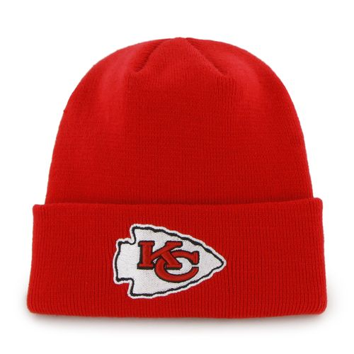 '47 Men's Kansas City Chiefs Raised Cuff Knit Hat
