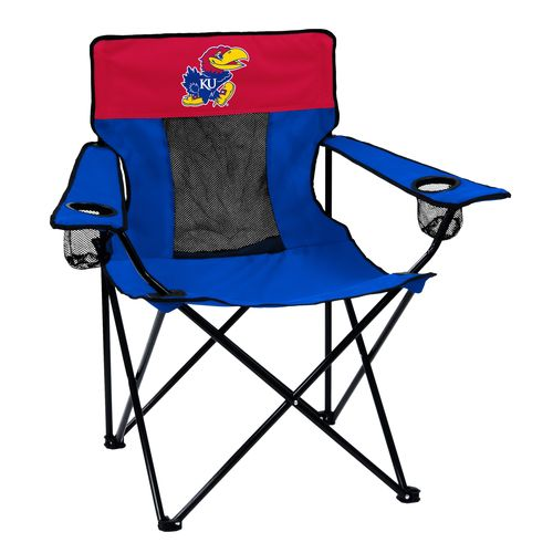 Logo™ University of Kansas Elite Chair