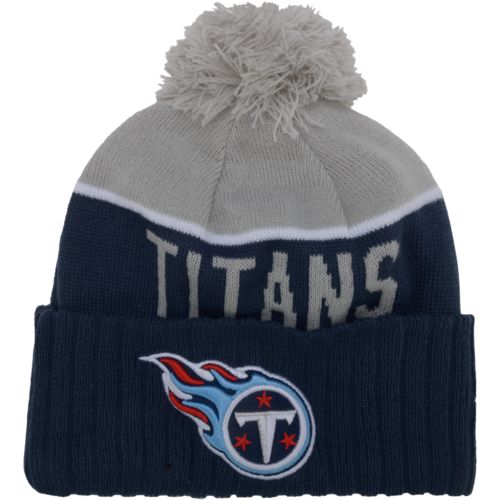 New Era Adults' Tennessee Titans Cold Weather Sport Knit Cap