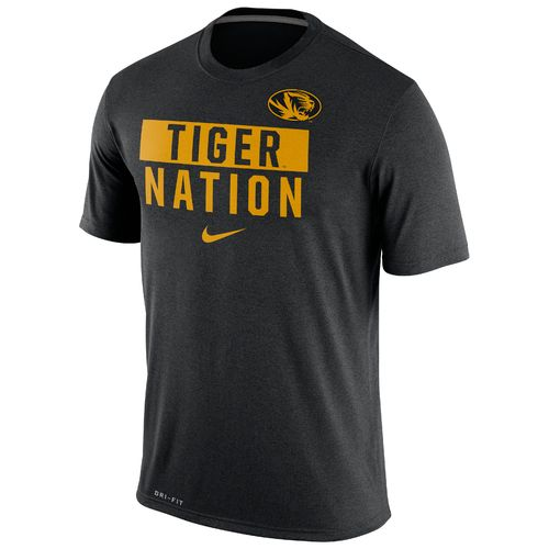 Nike™ Men's University of Missouri Legend Local Verb T-shirt