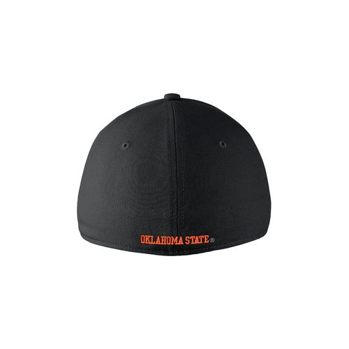 Nike™ Adults' Oklahoma State University Swoosh Flex Cap - view number 2