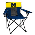 Logo University of Michigan Elite Chair