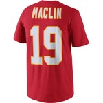 Nike Men's Kansas City Chiefs Jeremy Maclin #19 Player Pride N&N T-Shirt