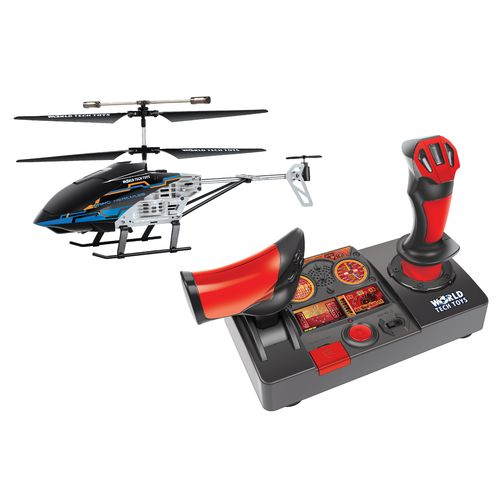 World Tech Toys Nano Hercules Unbreakable Helipilot RC Helicopter