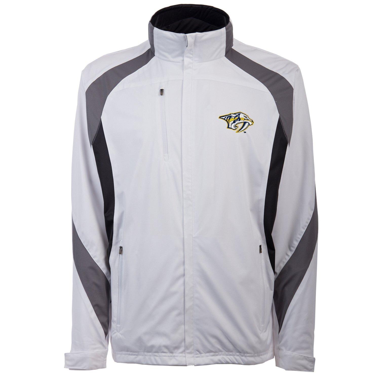 Antigua Men's Nashville Predators Tempest Full Zip Jacket