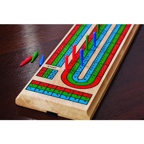 Mainstreet Classics Cribbage Game Set - view number 3