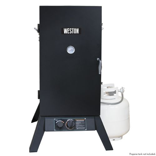 Display product reviews for Weston Outdoor Propane Vertical Smoker 30""