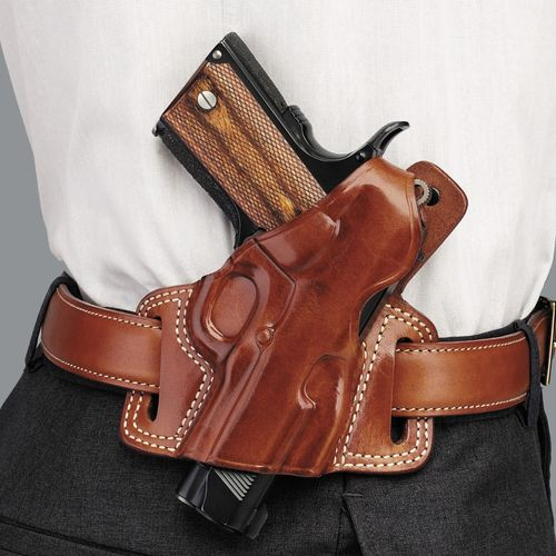 Galco Silhouette Auto S&W L-Frame Pancake Holster - view number 1