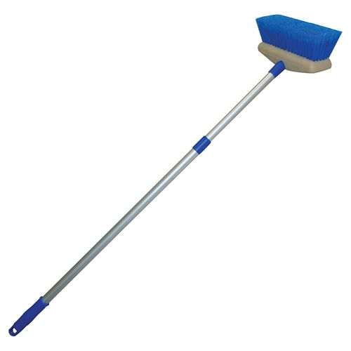 Star Brite Economy Deck Brush with Telescoping Handle