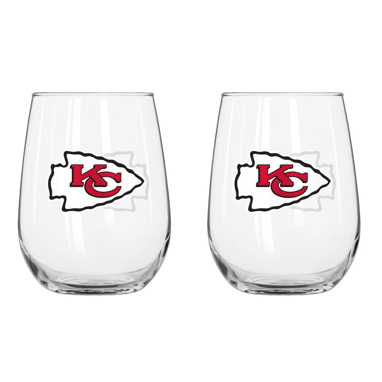 Boelter Brands Kansas City Chiefs 16 oz. Curved