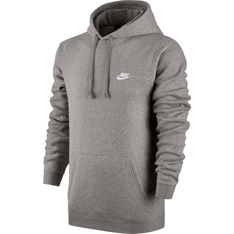 Nike Men's NSW Club Pullover Fleece Hoodie | Academy