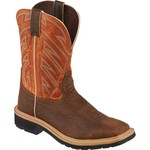 Justin Men's Stampede™ Square Toe Work Boots - view number 2
