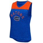Colosseum Athletics Women's University of Florida Kiss Cam Tank Top