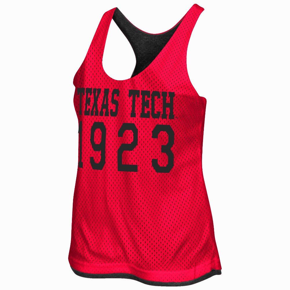 Colosseum Athletics Women's Texas Tech University Triple Crown Reversible Tank Top