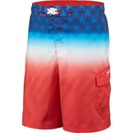 Speedo Men's Flag Fade E-Boardshort