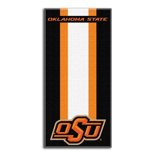 The Northwest Company Oklahoma State University Zone Read Beach Towel