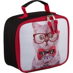 Trailmaker Girls' Kitty Photo-Real Print Lunch Box