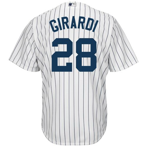 Majestic Men's New York Yankees Joe Girardi #28