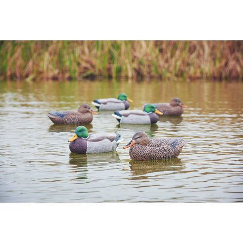 Game Winner® Carver's Edge Series Active Mallard Decoys 6-Pack - view number 9