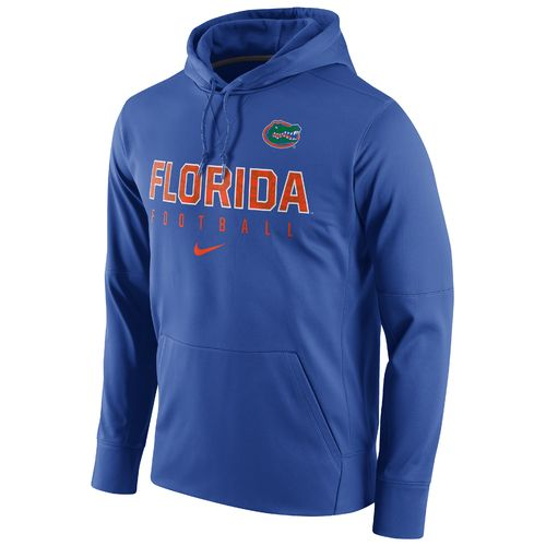 Nike Men's University of Florida Circuit Perf Pullover Hoodie