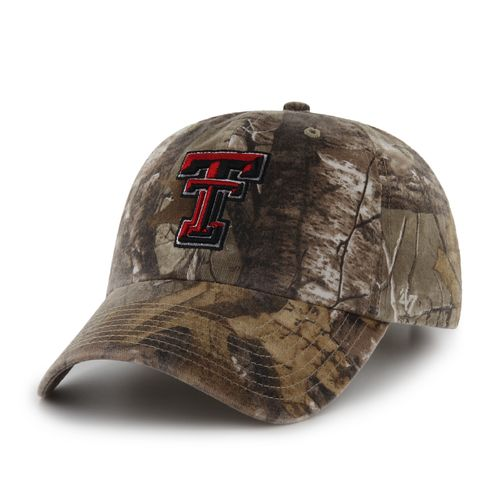 '47 Kids' Texas Tech University Realtree Clean Up
