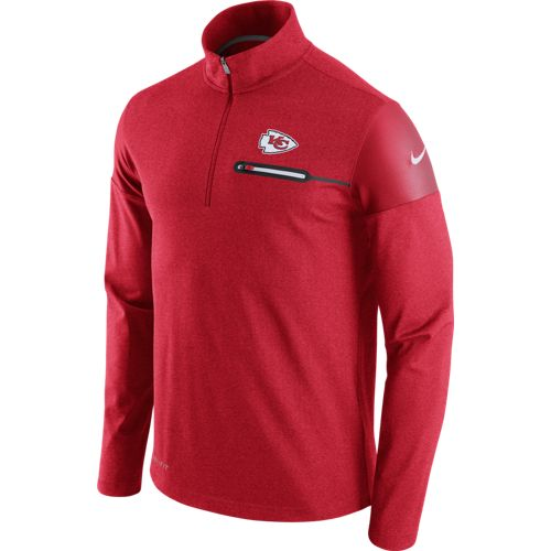 Nike Men's Kansas City Chiefs Elite Coaches 1/2