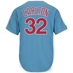 Majestic Men's Philadelphia Phillies Steve Carlton #32 Cooperstown 1980 Replica Jersey