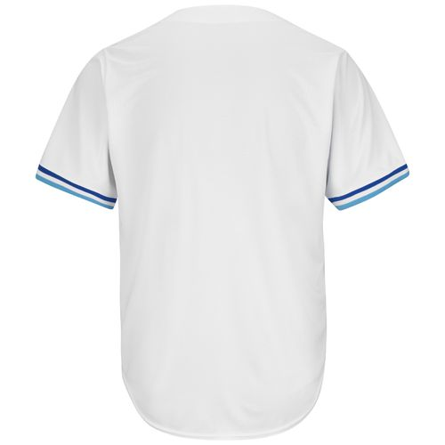 Majestic Men's Toronto Blue Jays Cooperstown Cool Base Replica Jersey - view number 2