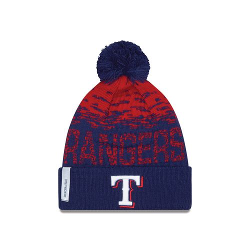 New Era Men's Texas Rangers Sport Knit Cap